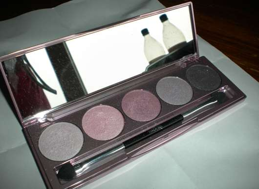 IsaDora Eyeshadow Palette 57 Snow Fairy