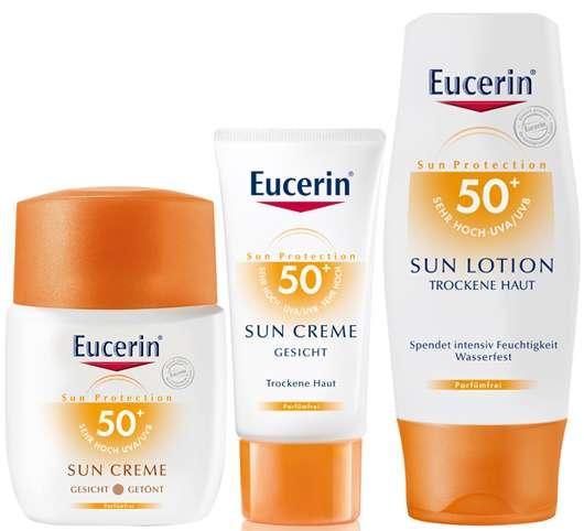 Eucerin® Sun Protection aus der Apotheke