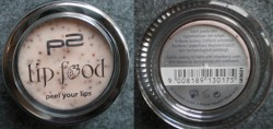 "Produktbild zu p2 cosmetics lip food peel ""your lips"""
