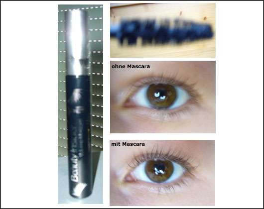 p2 Beauty Insider Volume Mascara, Farbe: 010 pitch black