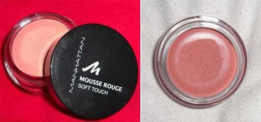 Manhattan Mousse Rouge – Soft Touch, Nuance: 39 D Apricot