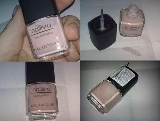 nailista nailcosmetics Nail Lacquer, Farbe: French 301