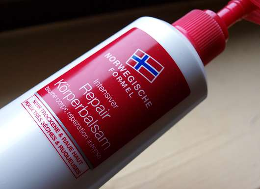 <strong>Neutrogena Norwegische Formel</strong> Intensiver Repair Körperbalsam