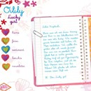 Virtuelles Tagebuch für verträumte Mädchen