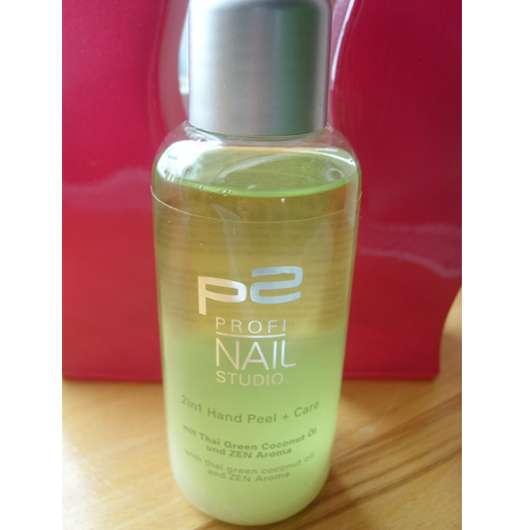 p2 Profi Nail Studio 2in1 Hand Peel + Care