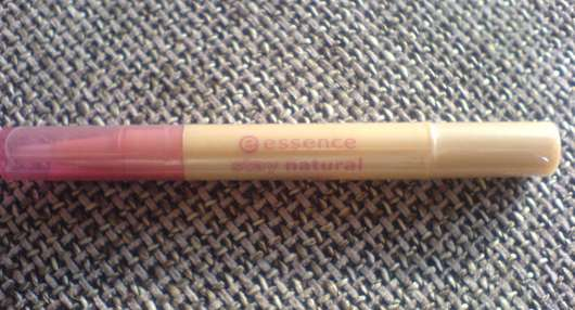 essence stay natural Concealer, Farbe: 01 soft beige