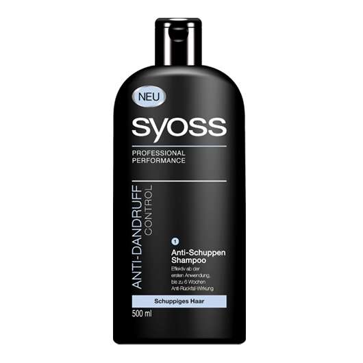 SYOSS Anti-Dandruff Control