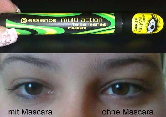 811ed553a96 Test - Mascara - essence multi action false lashes mascara ...