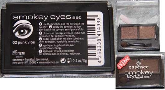 test eyeshadow essence smokey eyes set farbe 02 punk vibe testbericht von carry. Black Bedroom Furniture Sets. Home Design Ideas