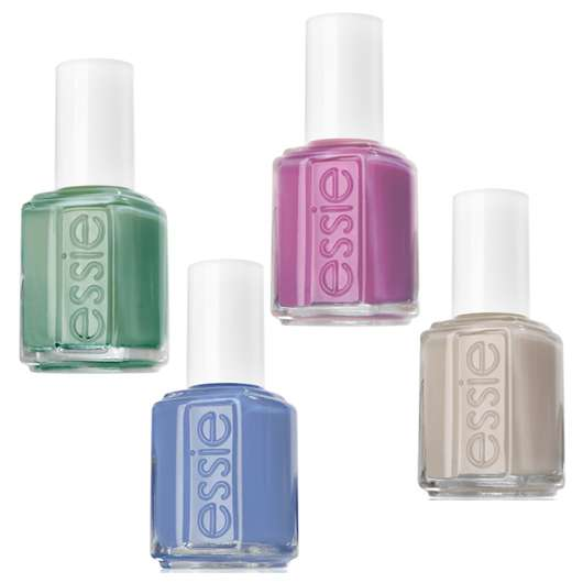 essie – Resort Collection 2010