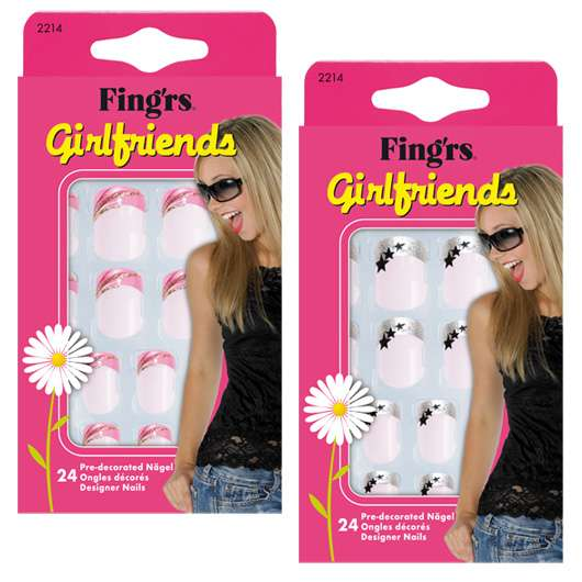 Girl Power mit den FING'RS Girlfriends Nails