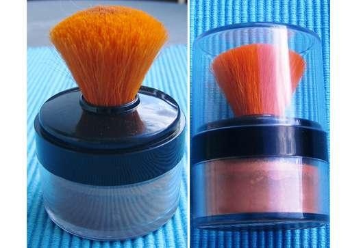 p2 cosmetics sunlove – summer dreams loose powder