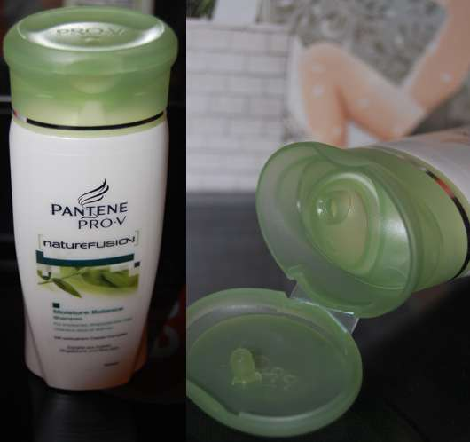 Pantene Pro-V Nature Fusion Moisture Balance Shampoo