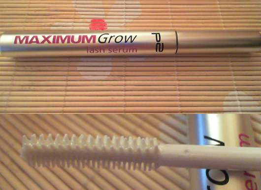 p2 MAXIMUM GROW lash serum (010 powerful dream)