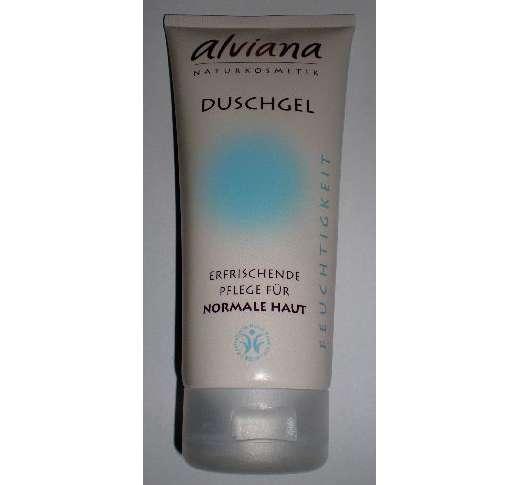alviana erfrischendes Duschgel (für normale Haut)