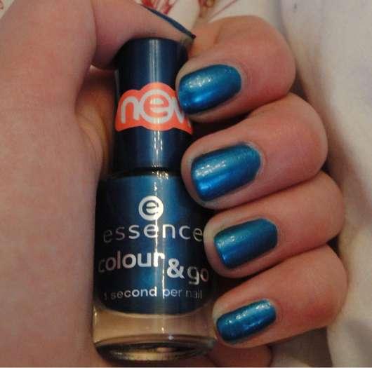 essence colour & go Nagellack, Farbe: 24 underwater