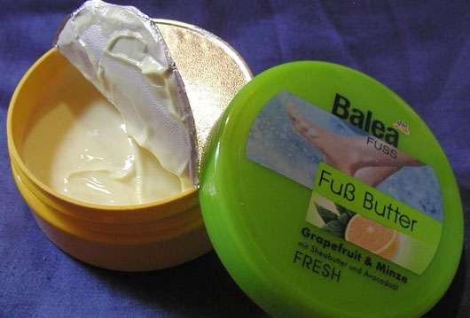 Balea Fuß Butter Fresh Grapefruit & Minze