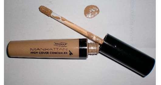 Manhattan High Cover Concealer, Farbe: 24 sun beige