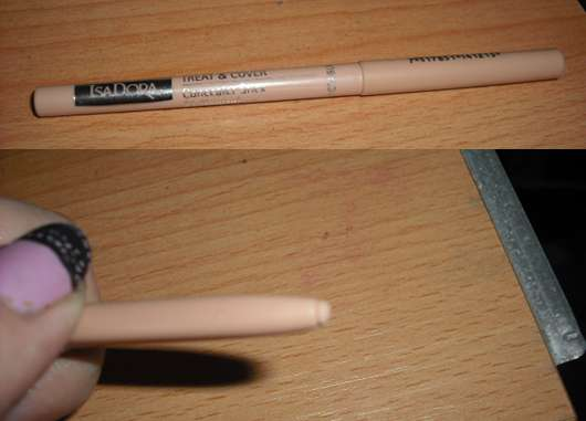 Isadora Treat & Cover Concealer Stick, Nuance: 21 Neutral