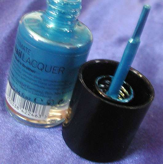 Catrice Ultimate Nail Lacquer, Farbe: 260 Blue's Brother