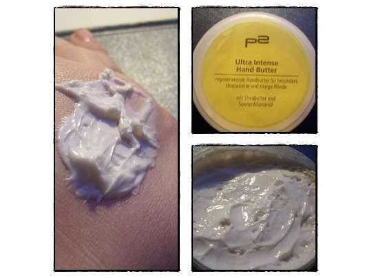 p2 Ultra Intense Hand Butter