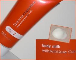 Produktbild zu Senzera comforting peach milk