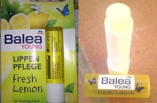 """Balea Young Lippenpflege """"Fresh Lemon"""""""