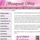 Nail Design Shop von Beautynails