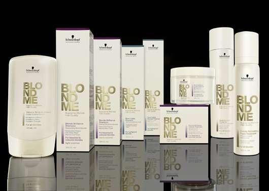 BLONDME: Maßgeschneiderte Salon-Lösungen für blondes Haar