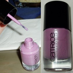 Produktbild zu Catrice Ultimate Nail Lacquer – Farbe: 140 Let's Mauve On!