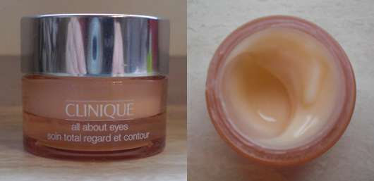 Clinique all about eyes Augencreme