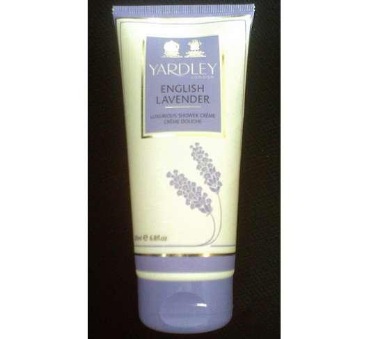 "Yardley London ""English Lavender"" Luxurious Shower Crème"