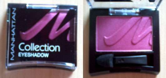 Manhattan Collection Eyeshadow, Farbe: Passion Pink