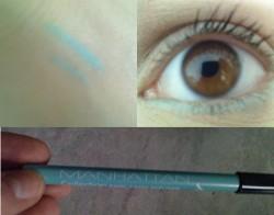 Produktbild zu MANHATTAN Collection Kohl Kajal Eyeliner – Farbe: Crystal Mint