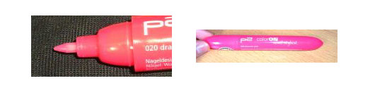 p2 Color On Nailstylist, Farbe: 020 dramatic pink