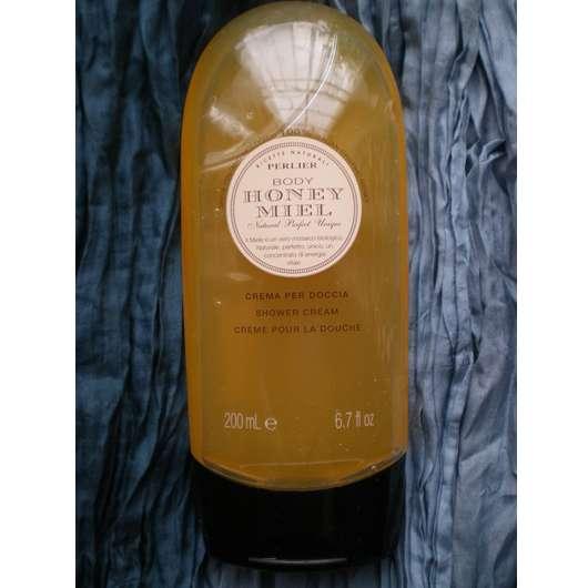 "Perlier Shower Cream ""Body Honey Miel"""