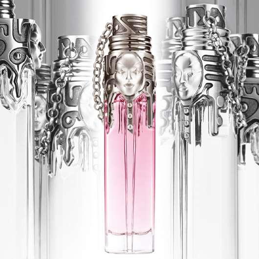 Lancierung des Parfums Womanity