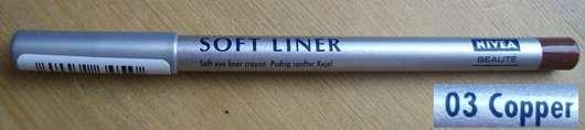 NIVEA Soft Liner, Farbe: 03 Copper