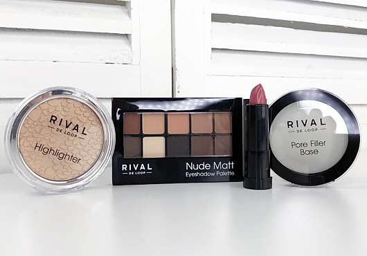 Rival de Loop Make-up Quattro
