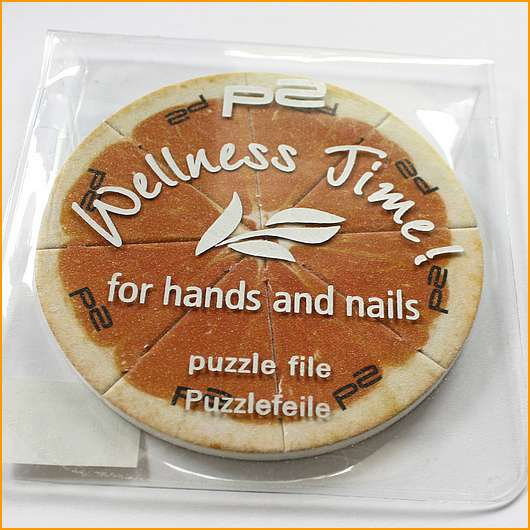 p2 Wellness Time! for hands and nails – Puzzlefeile