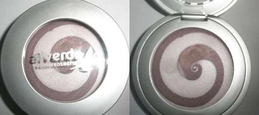 test eyeshadow alverde cremelidschatten farbe 07 aubergine rose testbericht von. Black Bedroom Furniture Sets. Home Design Ideas