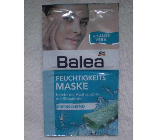 Balea Feuchtigkeitsmaske mit Aloe Vera