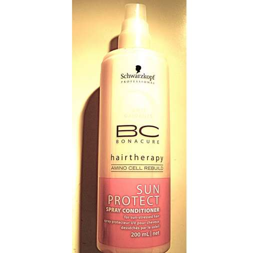 Schwarzkopf Professional BC Hairtherapy Sun Protect Spray Conditioner