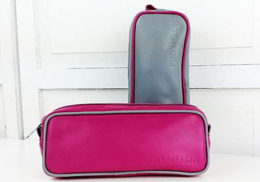 Pinkmelon Beauty Bag (Leder)