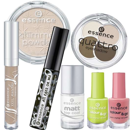 """essence trend edition """"we saw it first"""""""