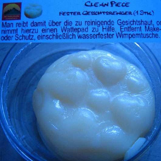 Heymountain Clean Piece Face Cleanser
