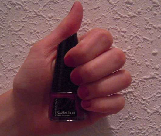test nagellack manhattan collection nail polish farbnr 64l testbericht von mary. Black Bedroom Furniture Sets. Home Design Ideas