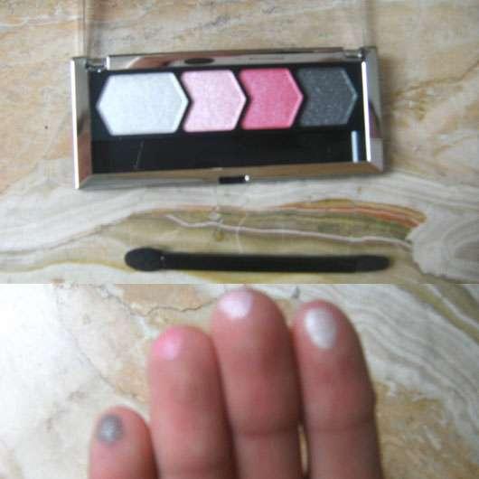 Maybelline Jade Eyestudio Silky Glam Quattro, Farbe: 21 Pink Drama