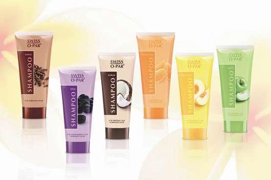 SWISS•O•PAR®-Shampoos im Kleinformat sorgen für entspannte Ferien