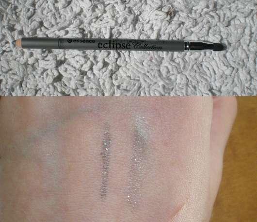 essence eclipse collection glitter eye pencil, Farbe: Hide Bella Hide